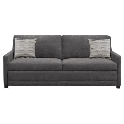 Chelsea Queen Size Sleeper Convertible Sofa Gray