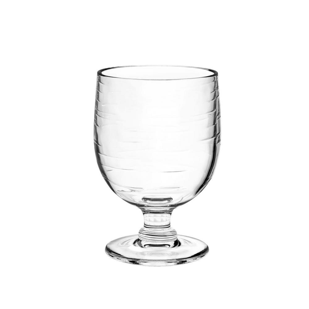 10.5 oz. 6-Piece Cordoba Clear Stacking Goblet Set