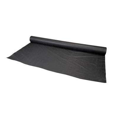 12.5 ft. x 360 ft. Black Polypropylene Non Woven Filter Fabric