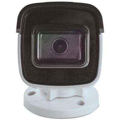 Wired Outdoor Bullet Cloud Surveillance Camera