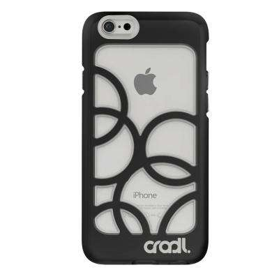 Bubbles iPhone Case for 6/6s, Black