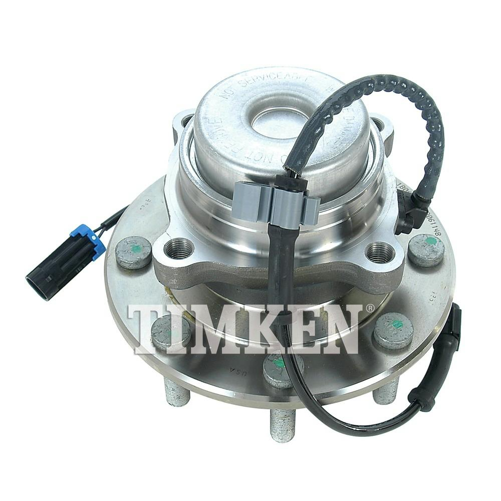Timken Front Wheel Bearing And Hub Assembly Fits 2003-2016