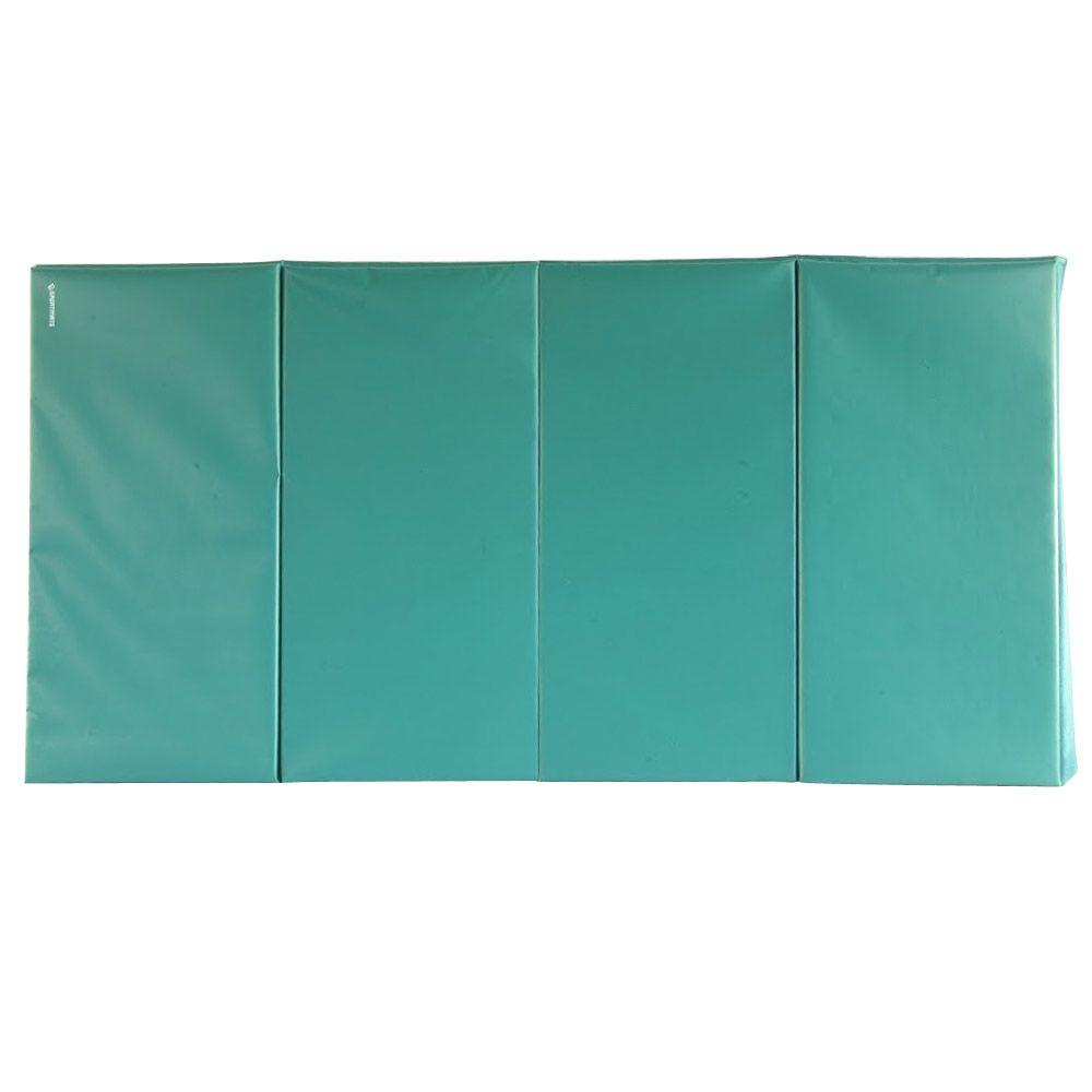Folding Green 4 ft. x 8 ft. x 1.5 in. 18