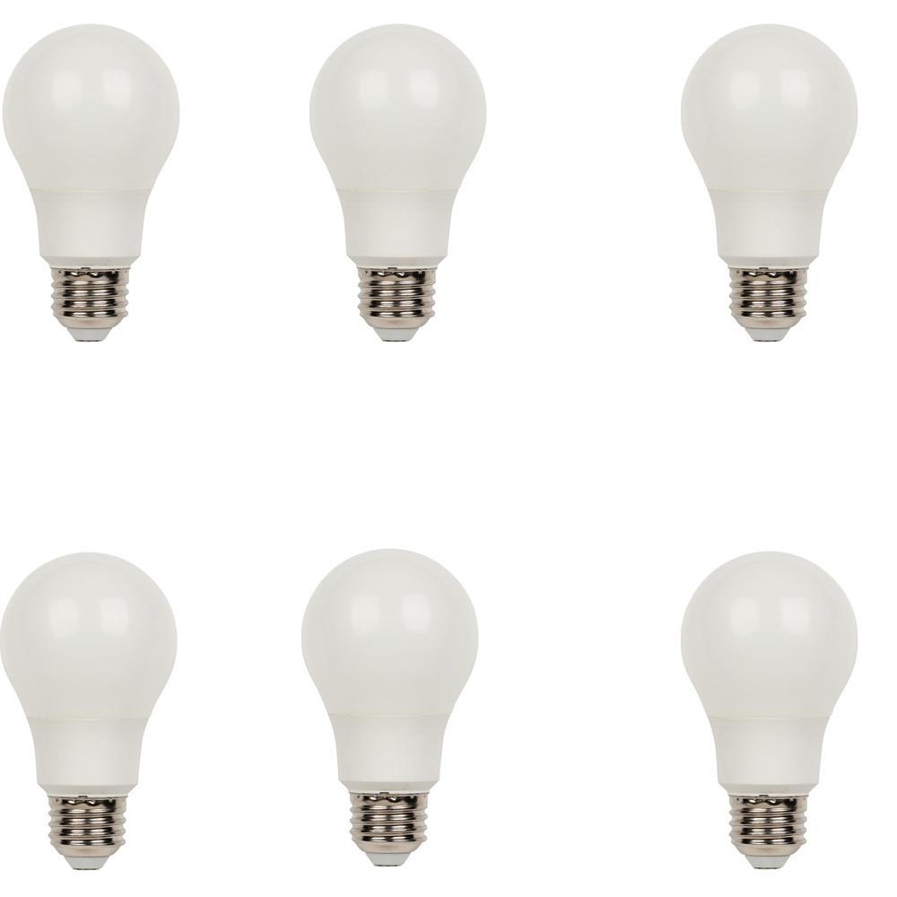 Westinghouse 60w Equivalent Bright White Omni A19 Led Light Bulb 6