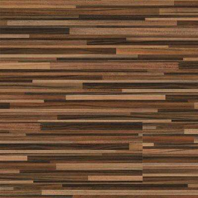 Signal Creek Exotic Butcher Block 12 mm Thick x 7.4 in. Wide x 50.59 in. Length Laminate Flooring (18.2 sq. ft. / case)