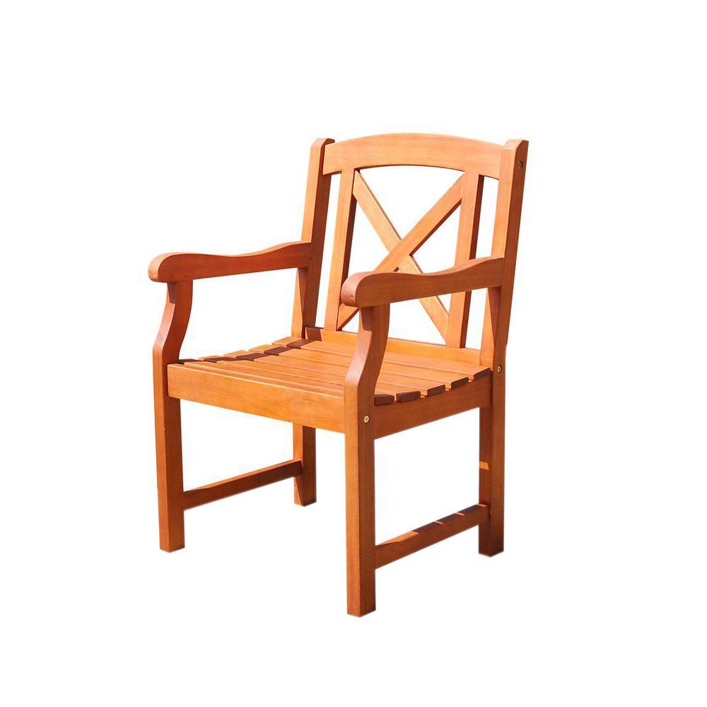 Vifah Malibu Patio Dining Chair