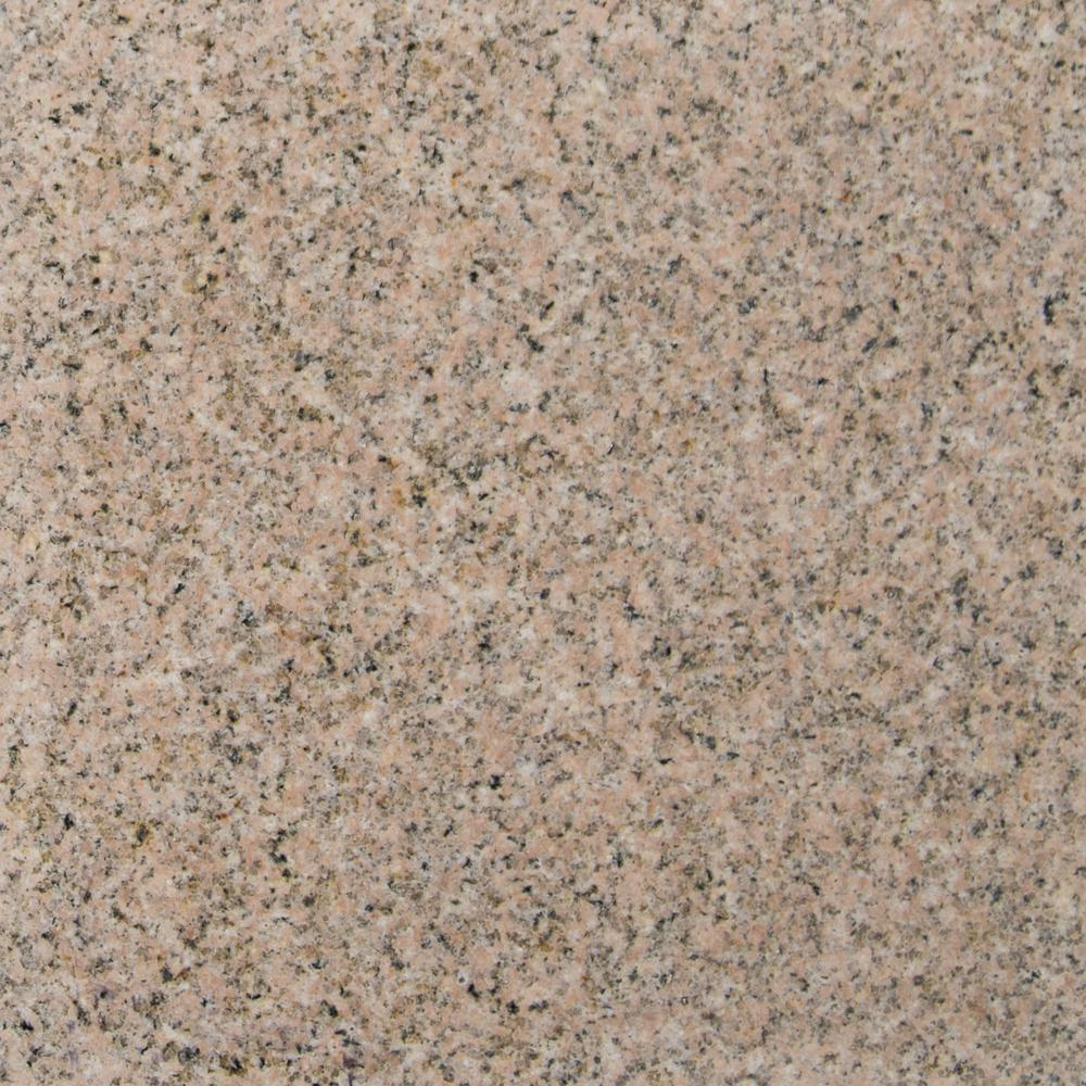 MSI Gold Rush 18 in. x 18 in. Polished Granite Floor and Wall Tile ...