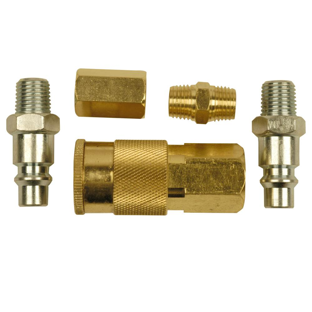 3/8 in. NPT Hose and Tool Connector Kit (PA116800AV)