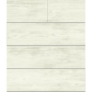 Magnolia Home by Joanna Gaines 56 sq. ft. Shiplap Removable Wallpaper by Magnolia Home by Joanna Gaines