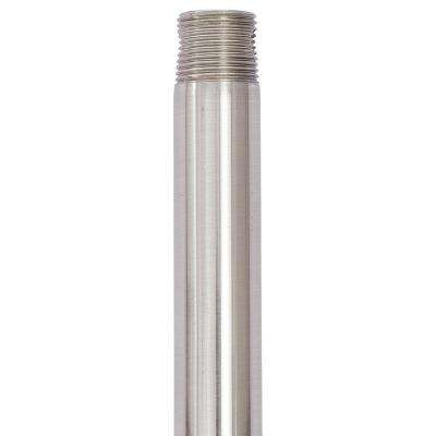 6.5 in. Brushed Nickel Replacement Downrod