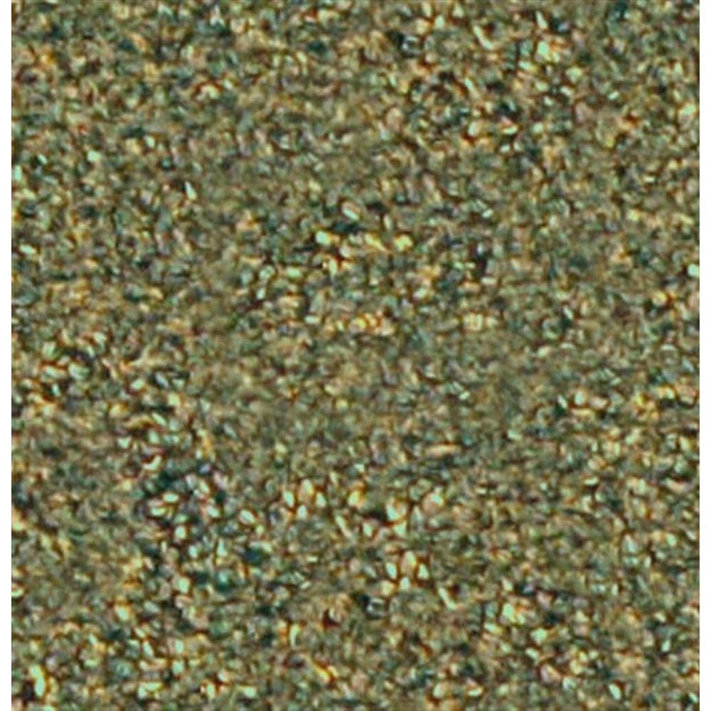 TrafficMASTER Benchmark 26 - Color Sea Breeze 12 ft. Carpet
