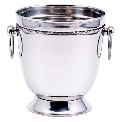 4.75 qt. Stainless Steel Champagne Bucket