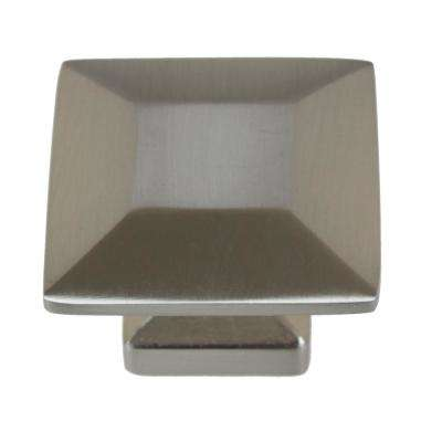 gliderite square cabinet knobs cabinet hardware the home depot rh homedepot com