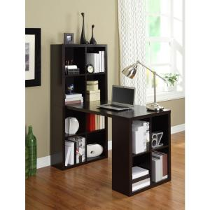 Altra Furniture London 2-in-1 Piece Espresso Office Suite by Altra Furniture