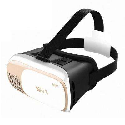 360 Degree VR Headset for Android and iOS in Gold