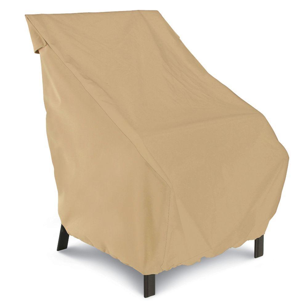 Classic Accessories Terrazzo Standard Patio Chair Cover-DISCONTINUED