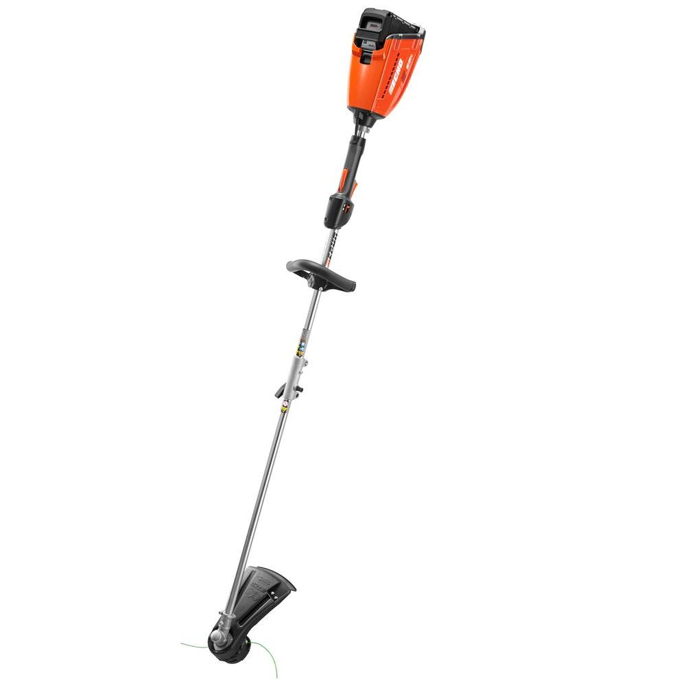 ECHO 58-Volt Lithium-Ion Brushless Cordless String Trimmer - 2.0 Ah Battery and Charger Included