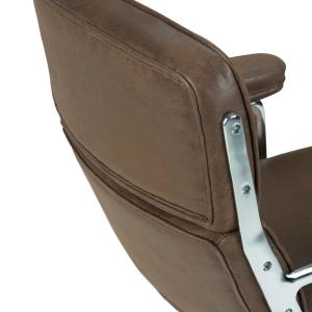 Terrific Simpli Home Barton Swivel Adjustable Executive Computer Theyellowbook Wood Chair Design Ideas Theyellowbookinfo