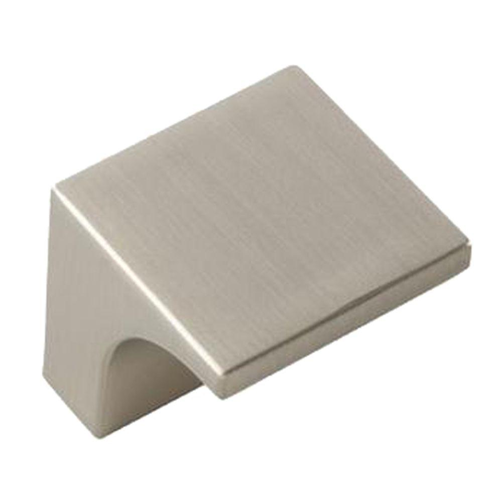 Stainless Steel Cabinet Knob P3330 SS   The Home Depot