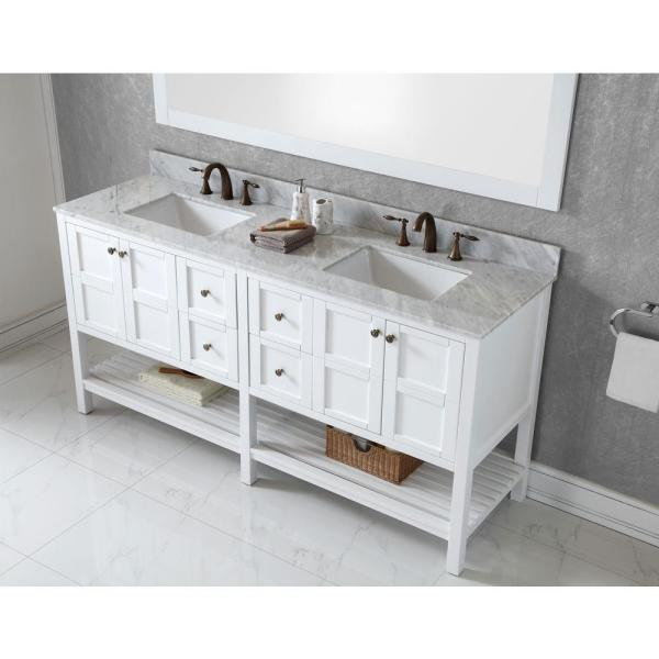 Winterfell 72 In W Bath Vanity