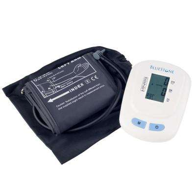 4.25 in. x 5.25 in. Automatic Upper Arm Blood Pressure Monitor