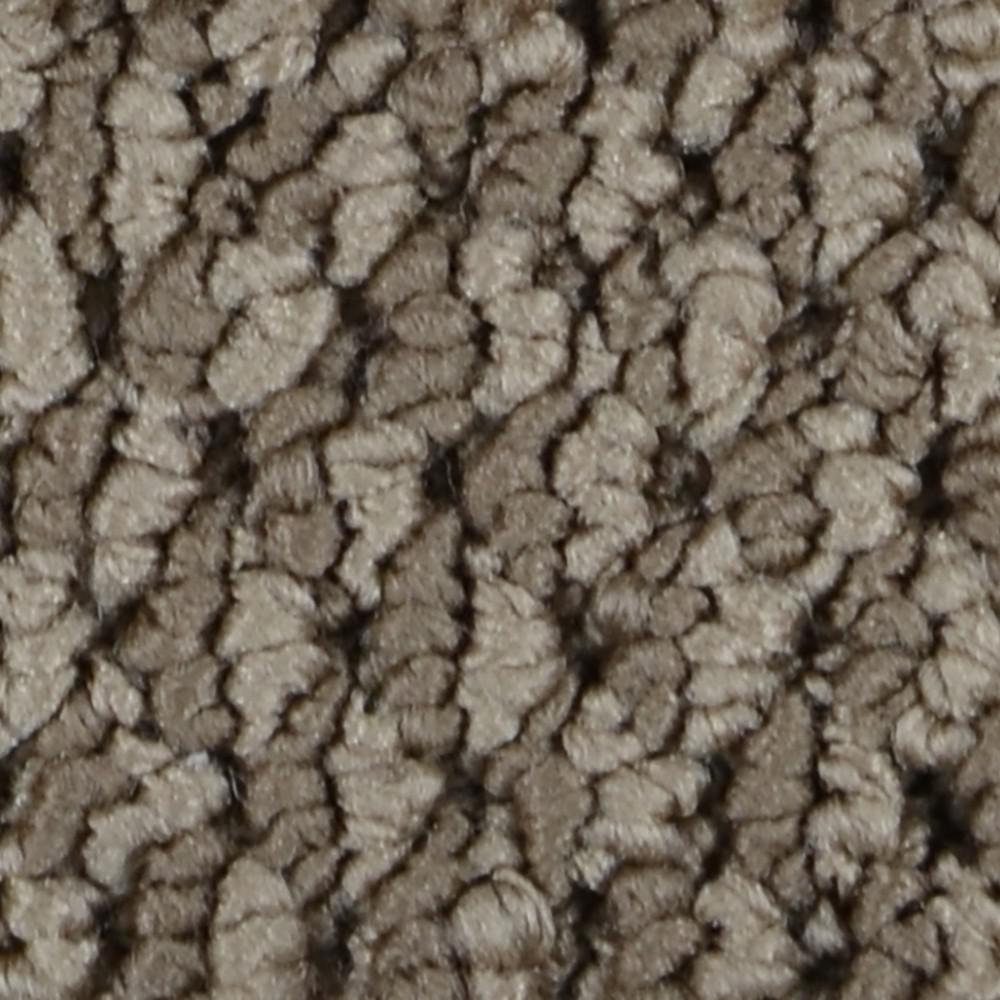 Carpet Sample - Bayfield - Color Grand Bend Loop 8 in. x 8 in.