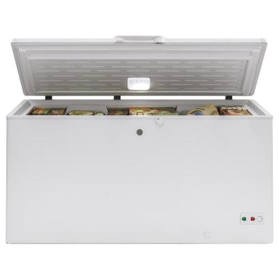 Garage Ready 15.7 cu. ft. Manual Defrost Chest Freezer in White