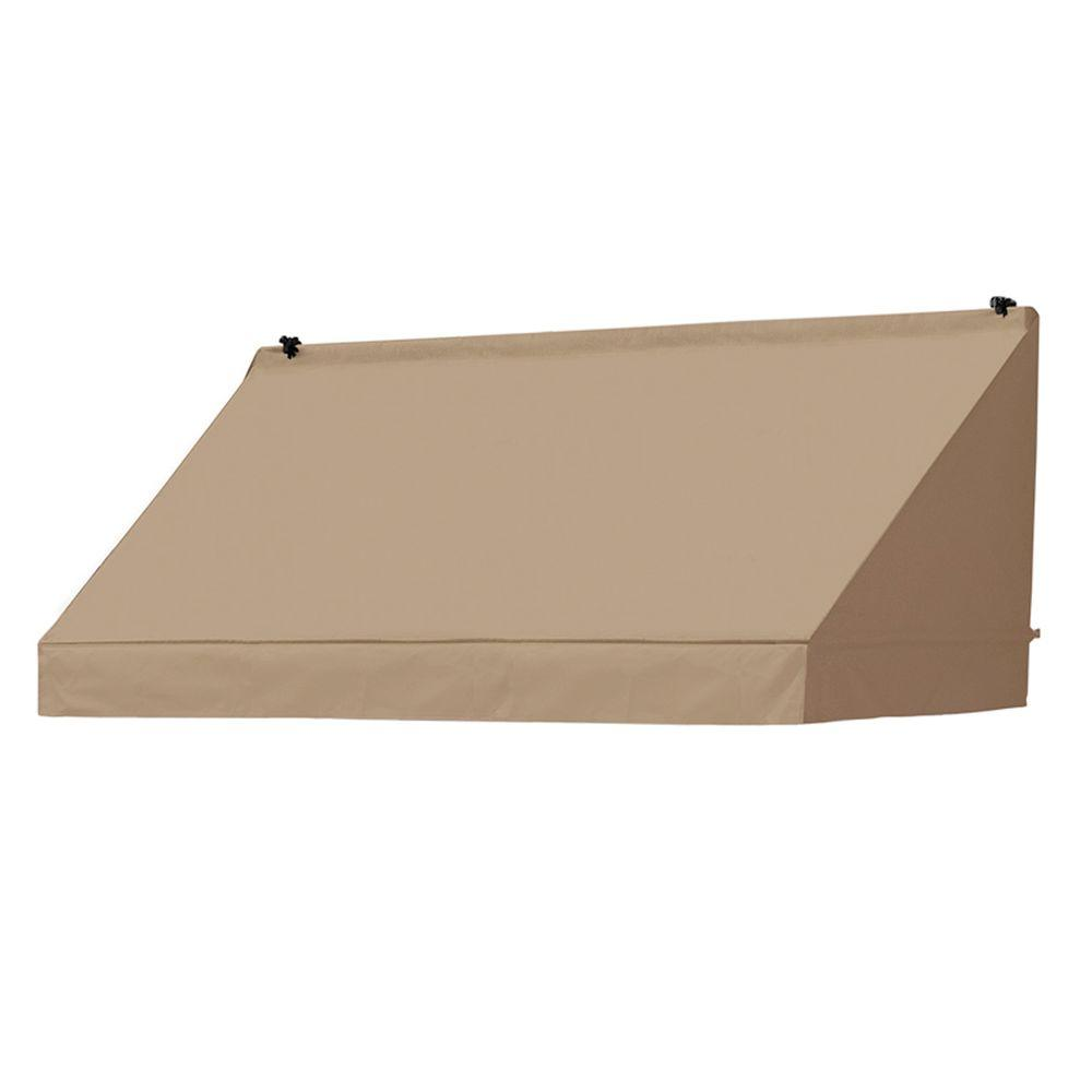 Awnings in a Box 6 ft. Classic Manually Retractable Awning ...