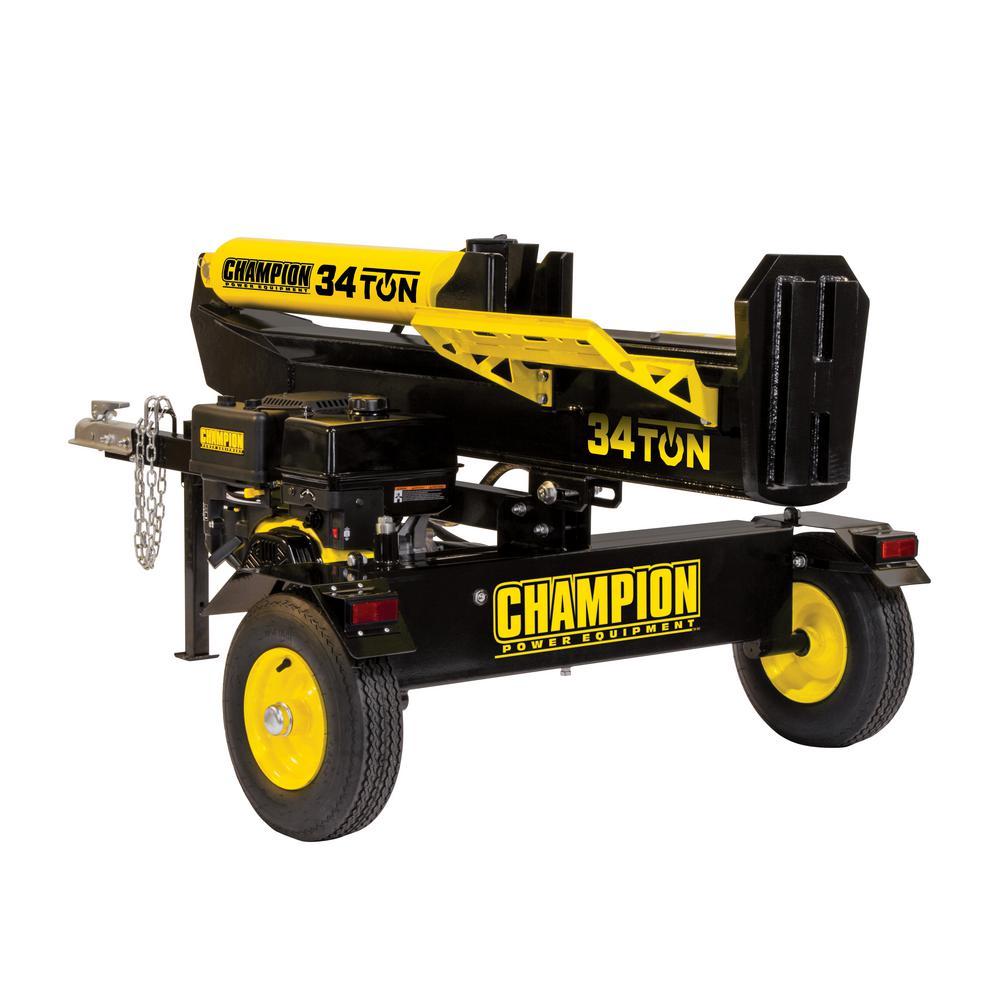 34 Ton 338cc Log Splitter