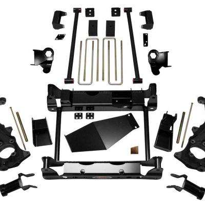 Front and Rear Rancho Suspension System fits 2011-2015 GMC Sierra 2500 HD