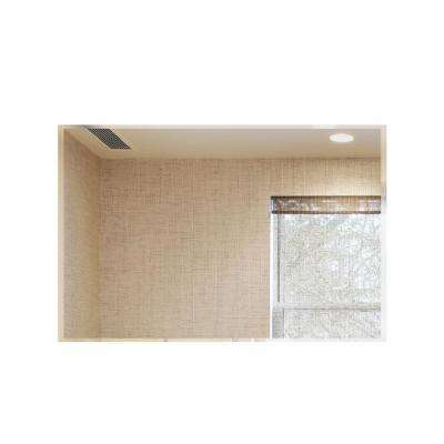 18 in. x 40 in. Rectangle Beveled Polish Frameless Wall Mirror with Hooks