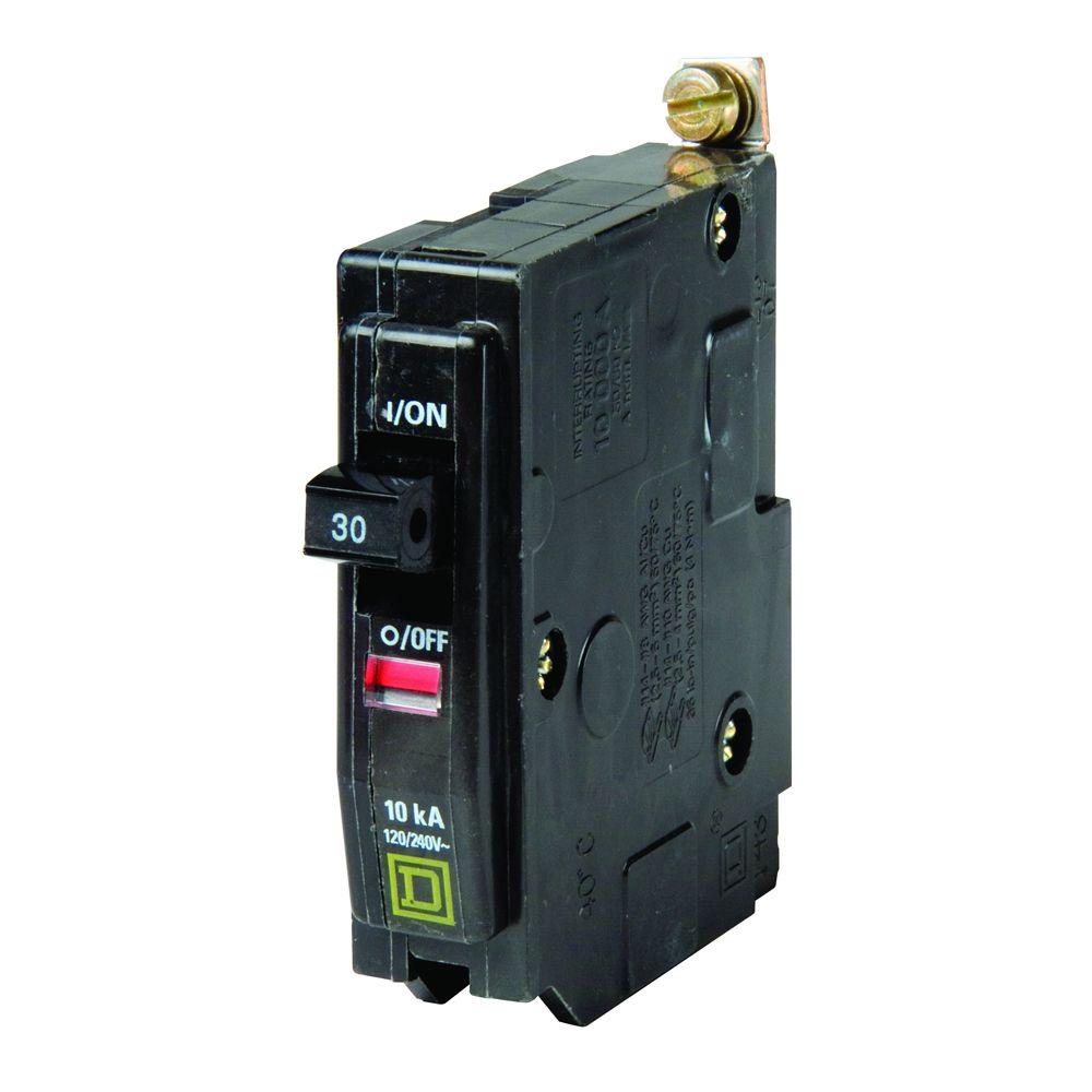 10 Amp Circuit Breaker Keeps Tripping Best Electrical Thriftyfun Square D Qo 30 Single Pole Bolt On Qob130cp Rh Homedepot Com