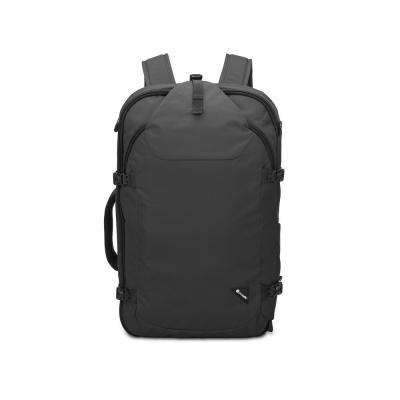 Venturesafe 22 in. Black Backpack with Laptop Compartment