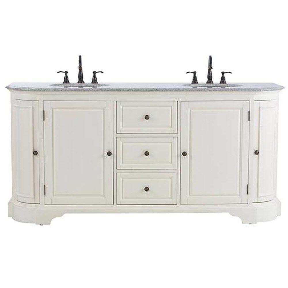 Home decorators collection davenport 73 in w x 22 in d Home decorators bathroom vanity
