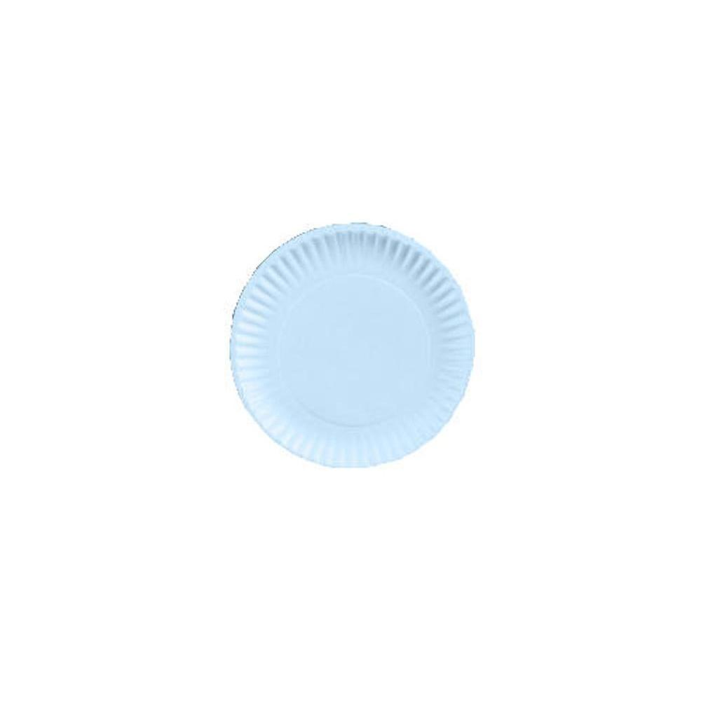 Dixie Uncoated Paper Plates, 9 in., White, 1000 Per Case
