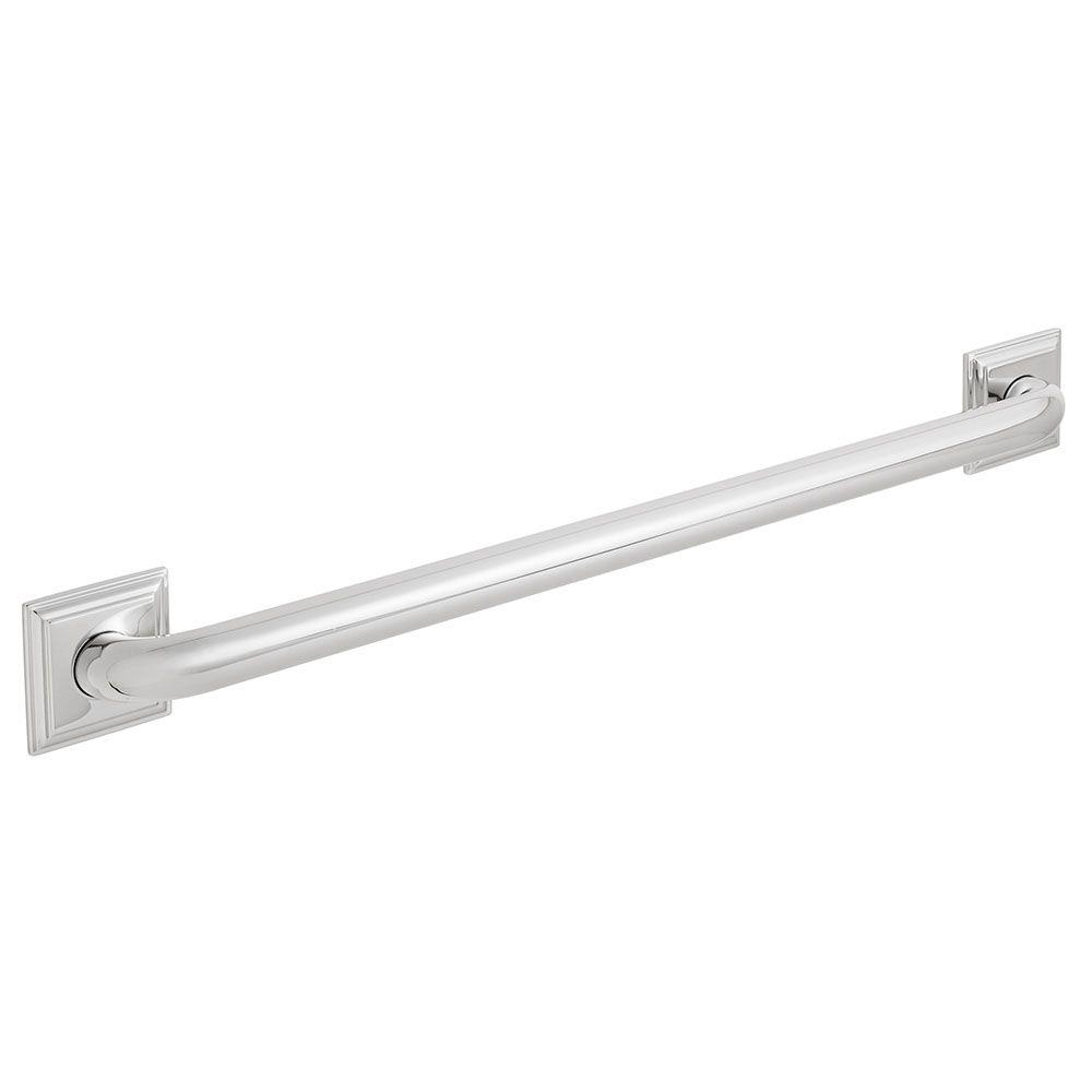 Speakman Rainier 48 in. x 3 in. ADA Grab Bar in Polished Chrome