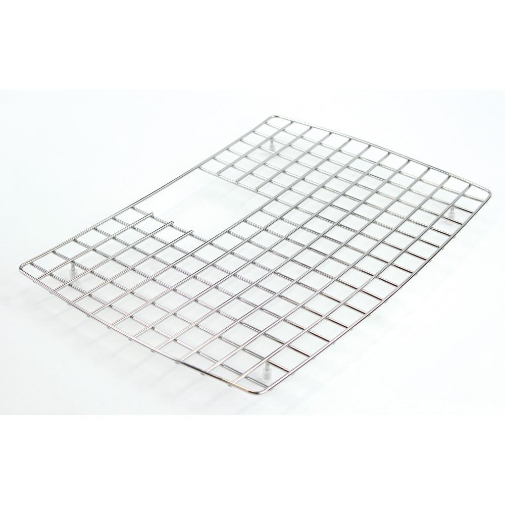 21.5 in. D x 16 in. W Sink Grid for GTSC2522, GUSC2522 in Stainless Steel
