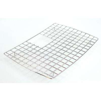 21.5 in. D x 16 in. W Sink Grid for GTSC2522, GUSC2522 in Stainless Steel