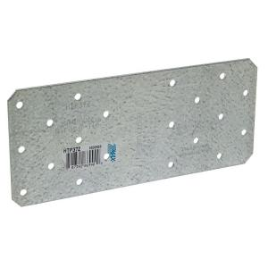 Z-MAX 3 in. X 7 in. 16-Gauge Galvanized Heavy Tie Plate