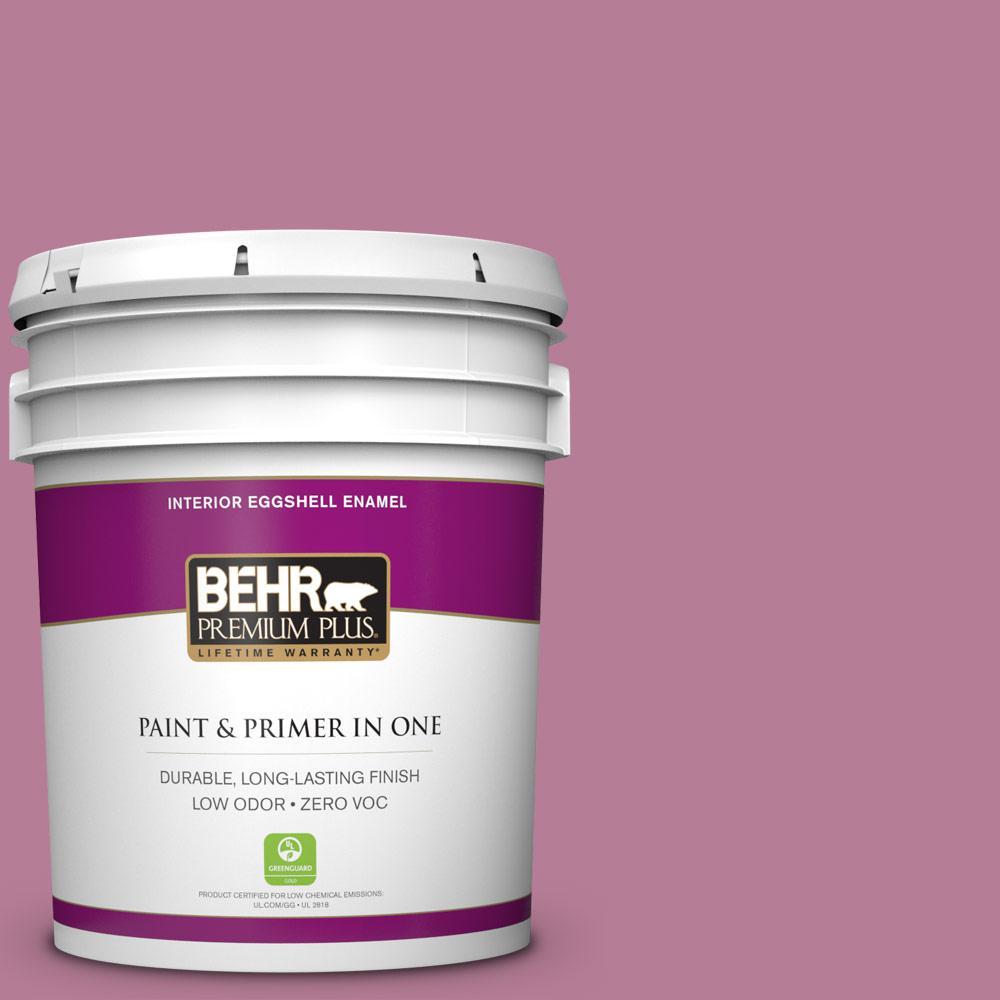 BEHR Premium Plus 5-gal. #M130-5 Cabaret Eggshell Enamel Interior Paint
