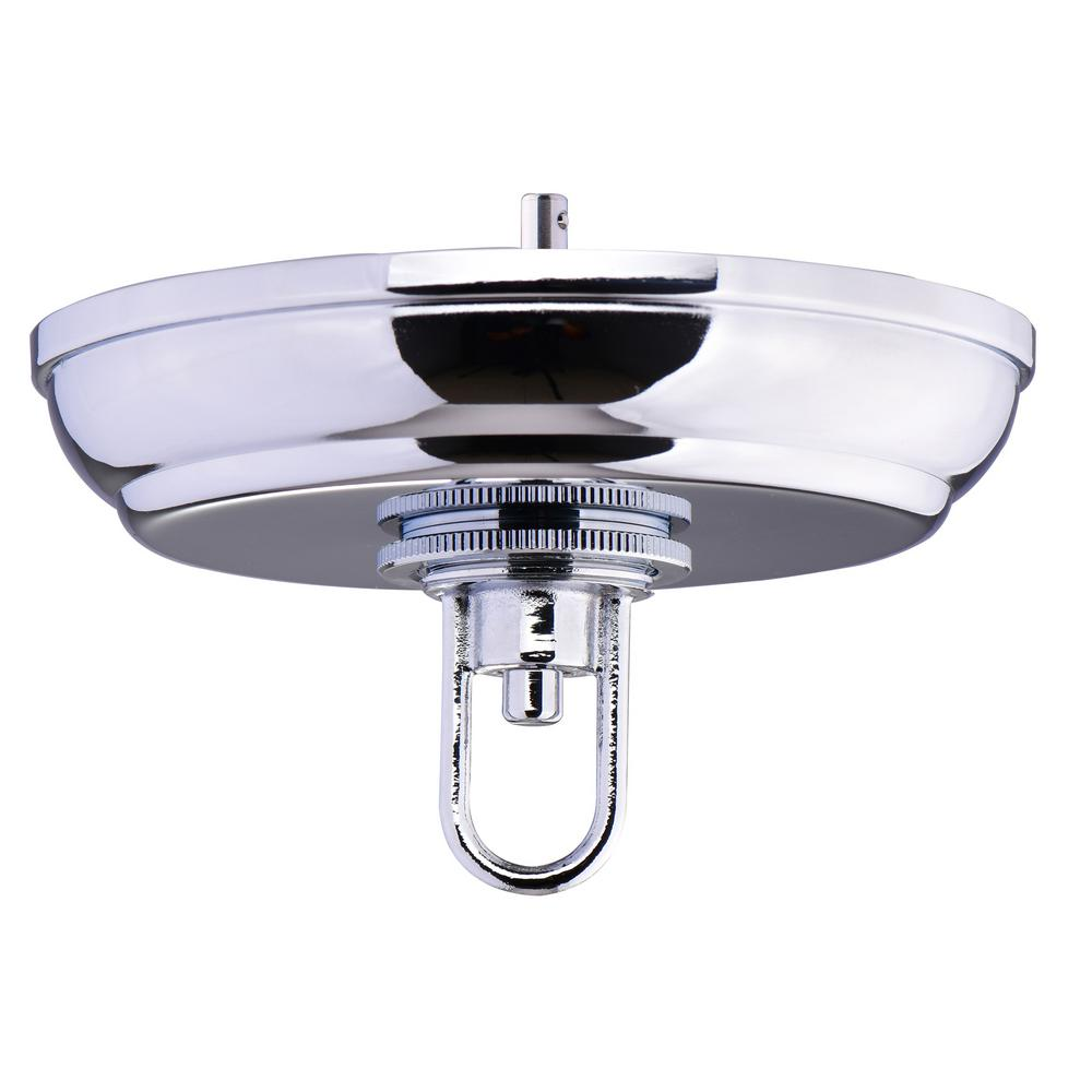 Skyplug 5 In Chrome Skybase Canopy Upgrade Kit For Chained Lighting
