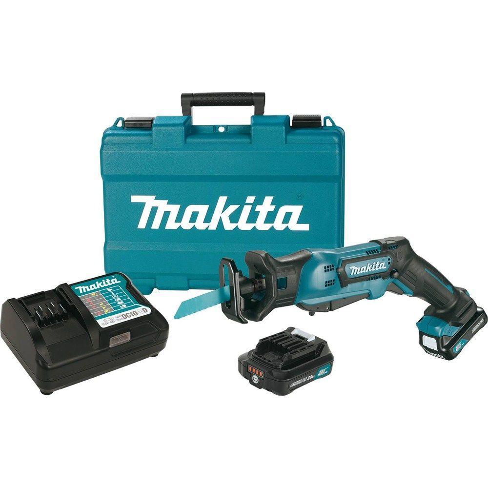 12-Volt MAX CXT Lithium-Ion Cordless Reciprocating Saw Kit