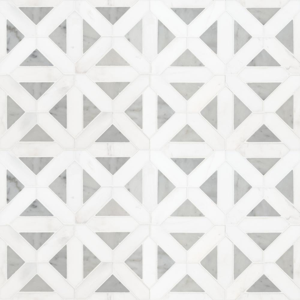 X 12 In 10mm Bianco Dolomite