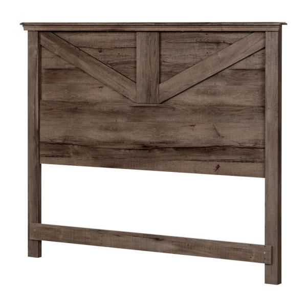 South Shore Avilla Fall Oak Full/Queen Headboard 11906