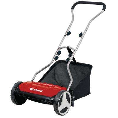15 in. Manual Push Walk Behind Reel Mower