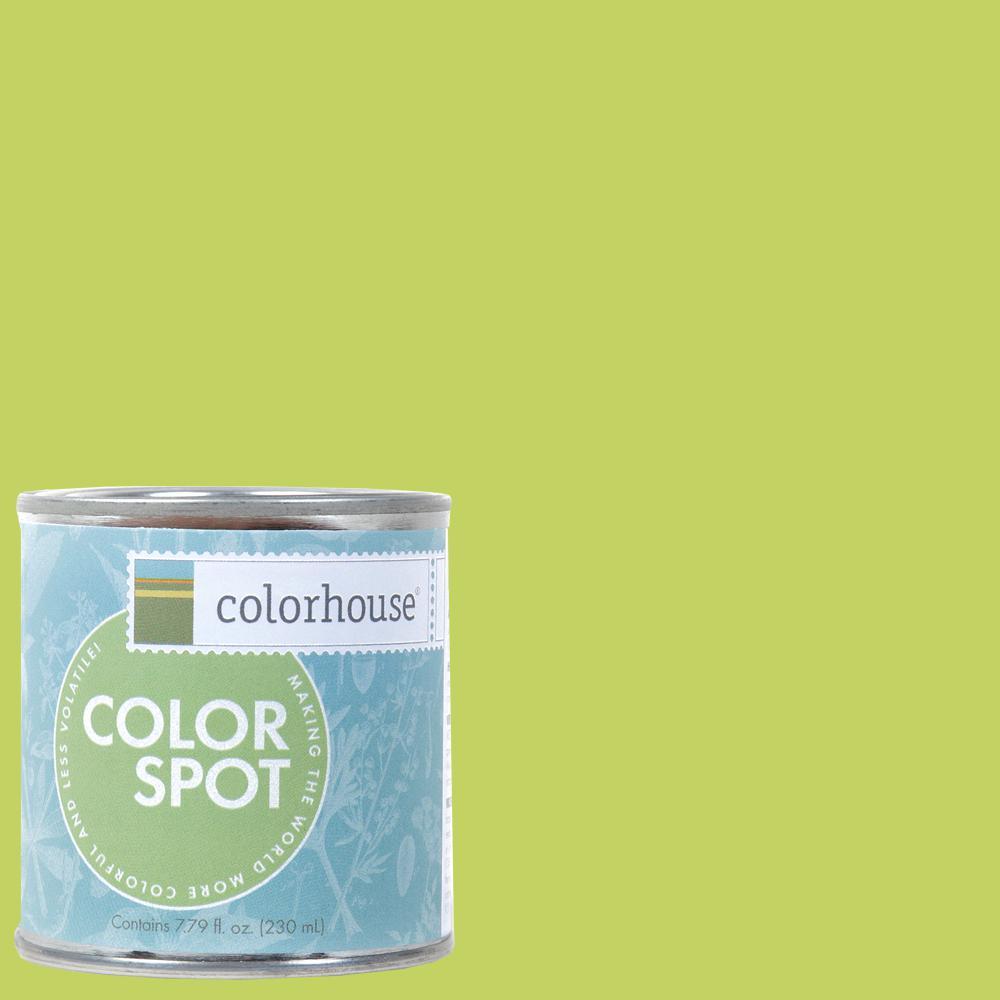 8 oz. Petal .02 Colorspot Eggshell Interior Paint Sample