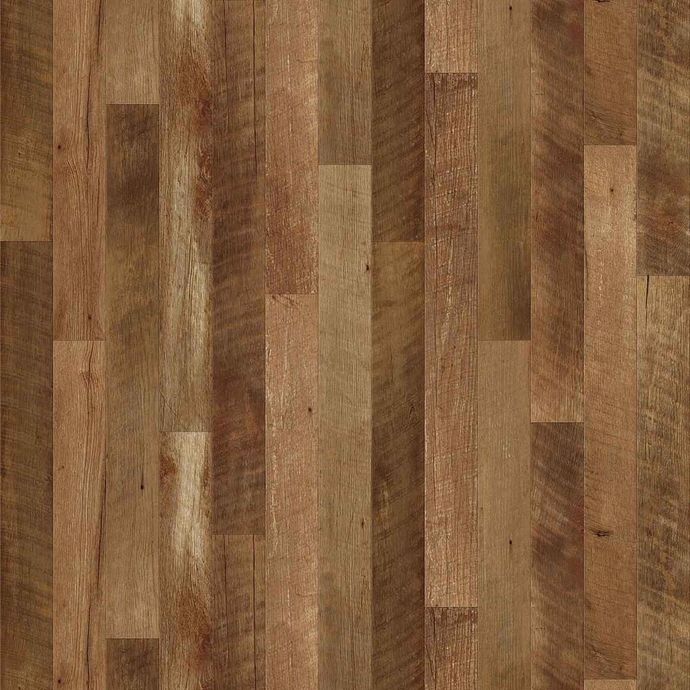Wilsonart 8 In X 10 In Laminate Sheet In Restored Oak