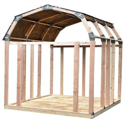 EZ Builder Barn Style Shed Framing Kit