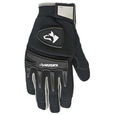 Large Heavy Duty Mechanics Gloves