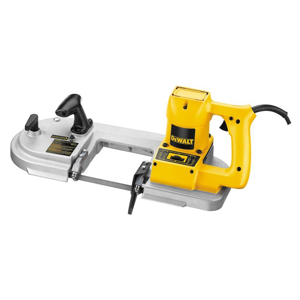 Dewalt 6 Amp Deep Cut Variable Speed Porta Band Saw Dw328